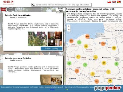 Domki letniskowe Pobierowo | goscinnydworek.pl