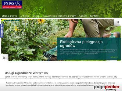 Pielęgnacja ogrodów Warszawa
