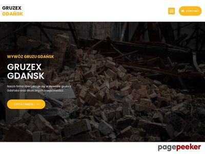 Kontenery na odpady Gdańsk