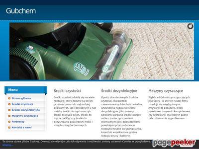 GubChem - profesjonalne środki czyszczące