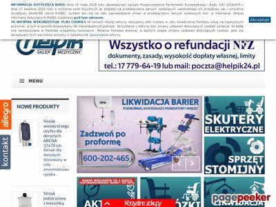Sklep medyczny Helpik24.pl