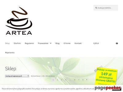 Kawa, Herbata, Zioła, Przyprawy, Oleje - Herbaciana wyspa