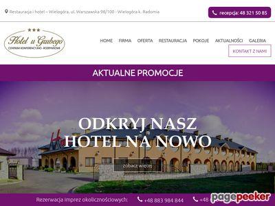 Hotel w Radomiu u Grubego