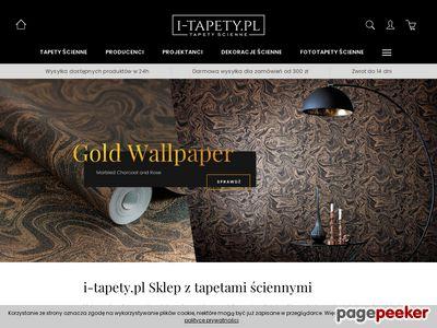 Tapety ściennie i-tapety.pl