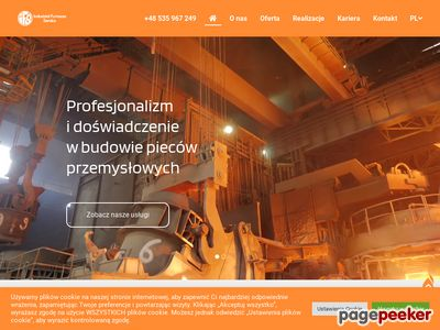 Industrial Furnaces Service