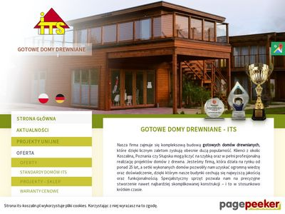 ITS Sp. z o.o. domy energooszczędne koszalin