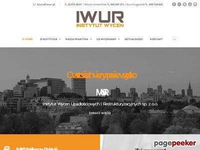 Wycena wartości przedsiębiorstwa spółki, firmy Warszawa