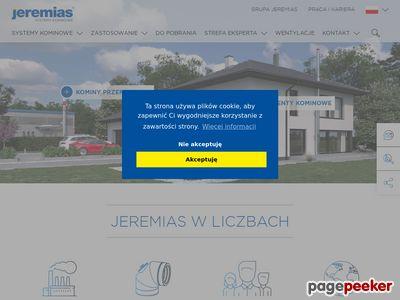 Jeremias® Systemy Kominowe