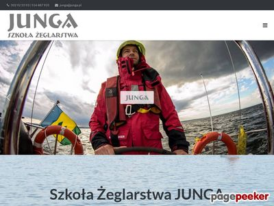 Profesjonalne szkolenie na patent żeglarza jachtowego