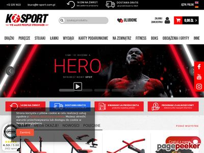 K-sport Fitness Equipment