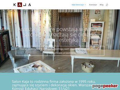 Kaja-dekoracje.pl
