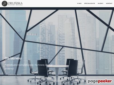 Adwokat Ruda Śląska- Kancelaria Adwokacka Justyny Orlińskiej