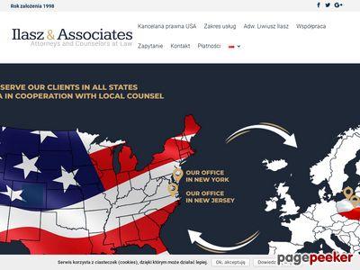 Amerykański Adwokat - Prawnik USA