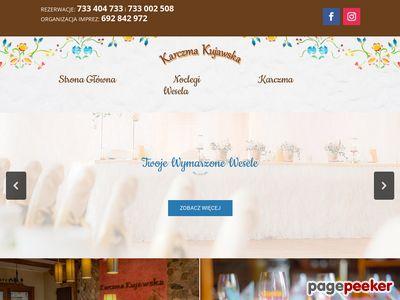 Na wysokim poziomie restauracje Inowrocław