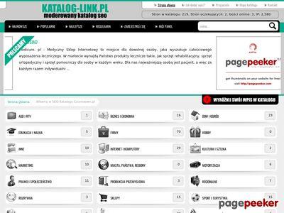 Katalog-link - Moderowany Katalog Seo