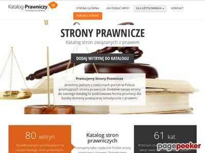 Portal prawniczy - kancelarie, doradztwo