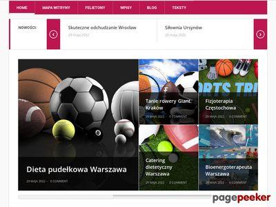 Katalogowanie, pozycjonowanie - katalog klikklak.pl