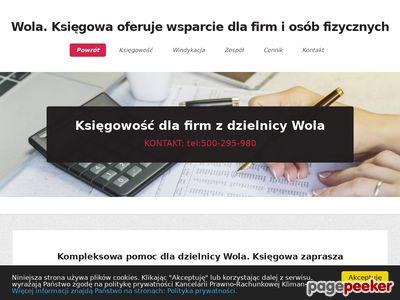 Prawnik. Warszawa Wola i Żoliborz