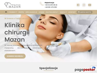 Ośrodek z ortopedią i urologią