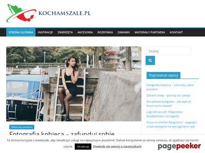 Szale i Szaliki damskie - Blog kochamszale.pl