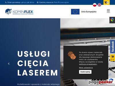 Komin kominflex.com.pl