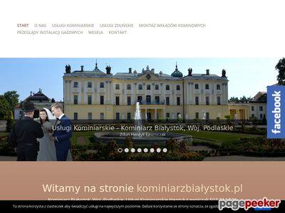 Kominiarz Dąbrowa Białostocka