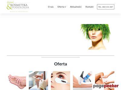 kosmetykapodologia, salon kosmetyczny Łódź