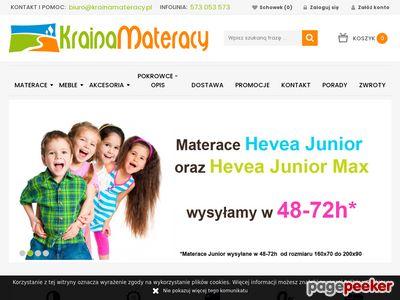 KrainaMateracy.pl Materace medyczne