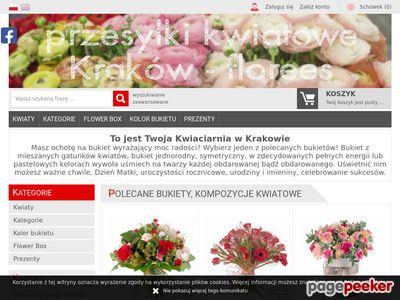 Kwiaty dostawa