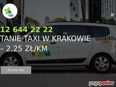 Eko Taxi Kraków