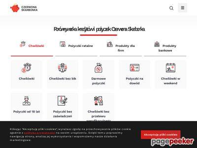 Pożyczki przez Internet w Kredyt1000.pl