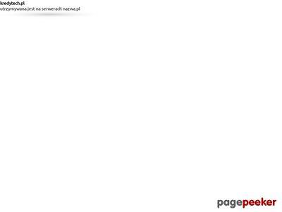 kredytech.pl - pożyczki