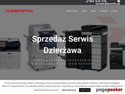 fachowy serwis drukarek Białystok