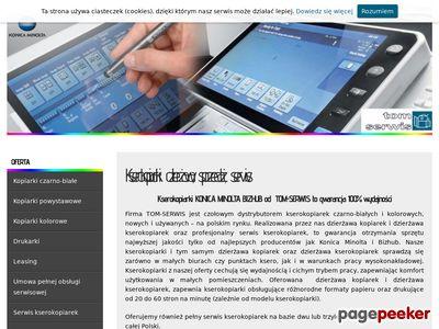 Dzierżawa kopiarek Warszawa