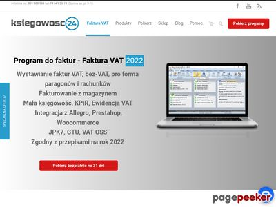 Program do faktur – Faktura VAT