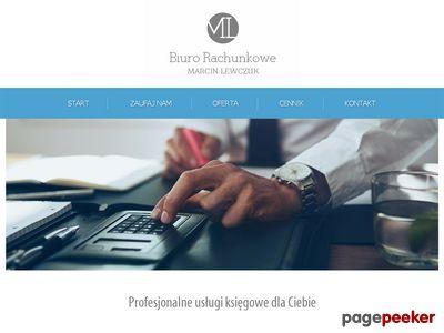 Marcin Lewczuk biuro rachunkowe