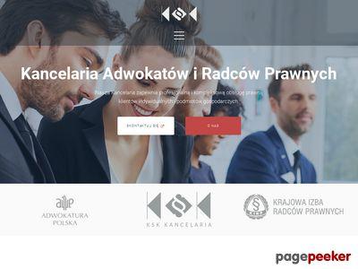 Kancelaria Adwokacka i Radcy Prawnego KSK w Lublinie