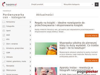 Porównywarka cen kupujemy.pl