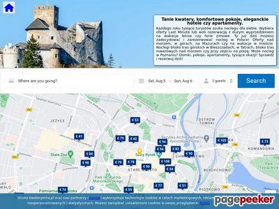 Tanie noclegi we Wrocławiu
