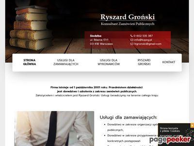 Szkolenia zamówienia publiczne-kzrpg.pl