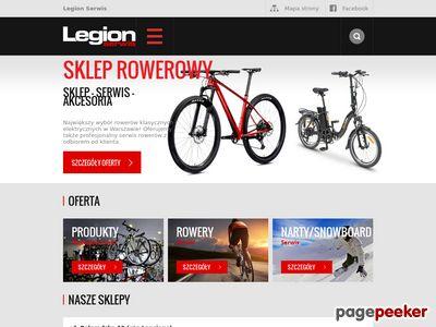 Części rowerowe Warszawa