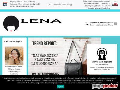 Lena sklep internetowy, duże rozmiary