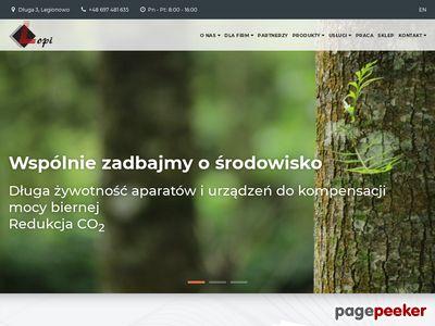 """PPHU """"Lopi"""" Andrzej Anuszkiewicz"""