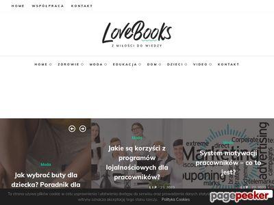Księgarnia internetowa lovebooks.pl