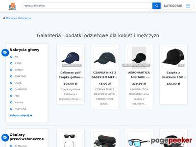 Artykuły z galanterii skórzanej - markowagalanteria.pl