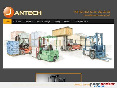 Maszyny-jantech.pl | opony pełne