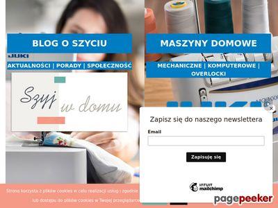 Maszynydomowe.com.pl
