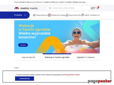Sklep Matrix Media