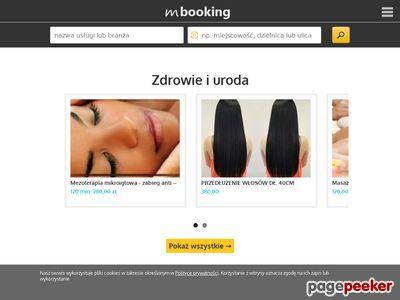Rezerwacje online - system mbooking