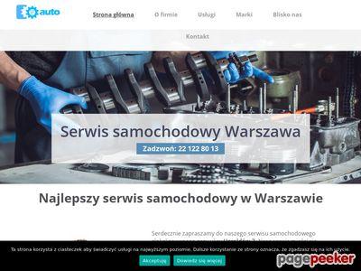 Serwis samochodowy Warszawa
